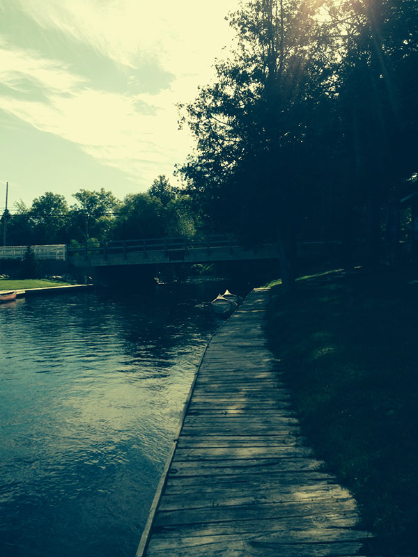 carlisle canoes - ausable river photo tour